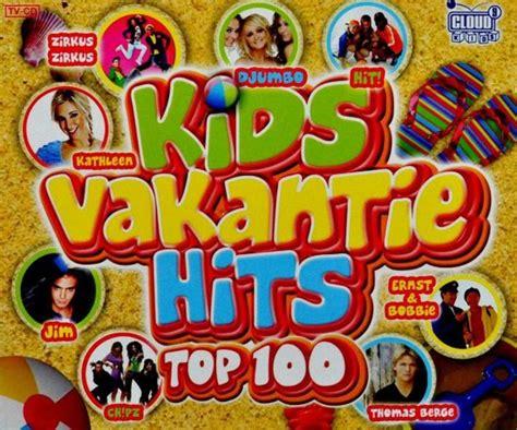 bol com kids vakantie hits top 100 various artists muziek