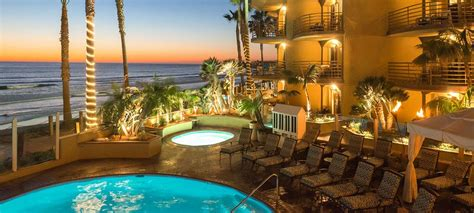 best hotels in san diego beachfront san diego hotel pacific terrace hotel