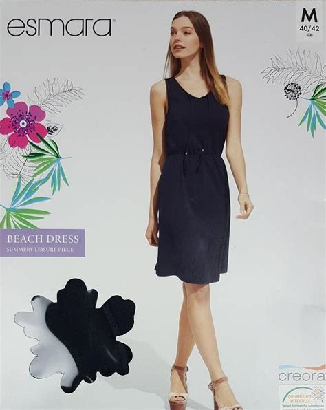 Esmara Black buy esmara womens dress xs s m l xl