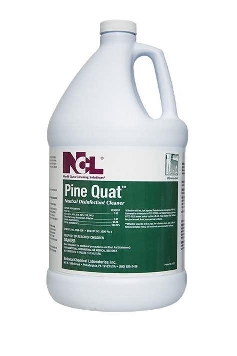 disinfect quot pine quat quot neutral disinfectant cleaner croaker inc