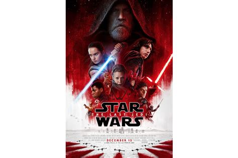 Plakat Hype by Wars The Last Jedi New Poster Hypebeast