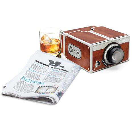 Proyektor Smartphone smartphone projector two 0 by luckies notonthehighstreet