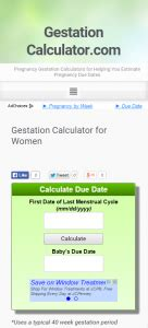 shih tzu pregnancy calculator home gestation calculator