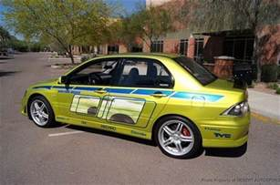 Paul Walker Mitsubishi Lancer Ebay Just Got Paul Walker S Mitsubishi Evo From 2 Fast 2