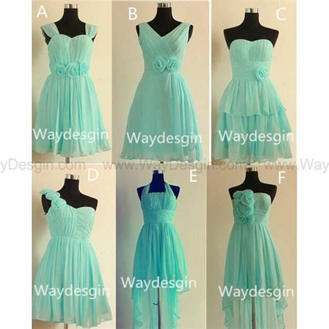 light blue dress for wedding guest 2014 sky light blue bridesmaid dresses chiffon