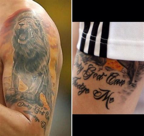 ozil tattoo toni le on quot 214 zil http t co evhsythdbd quot