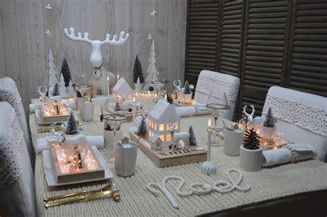 Photo Deco Table Noel by Les Tables De Stef Toutes Les Images De Mes D 233 Corations