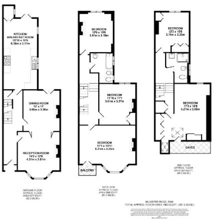 terraced house floor plan floor plan of a terraced house home design and style