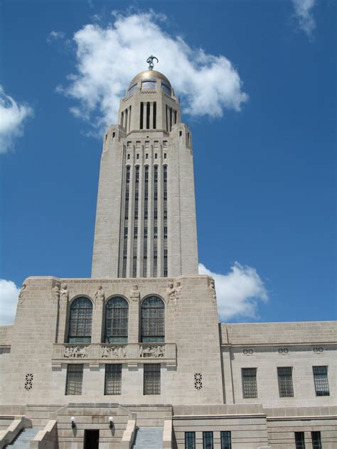 lincoln is the capital of what state nebraska state capitol lincoln nebraska by