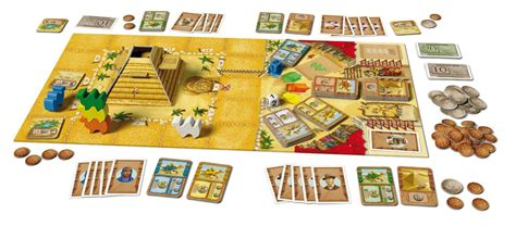 Promo Camel Up Board dale yu review of camel up the opinionated gamers