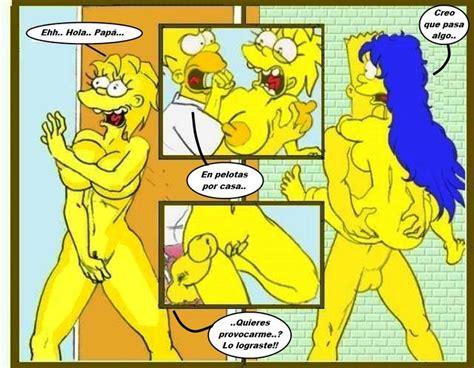 Comic Hentai Los Simpson S En Espa Ol Poringa