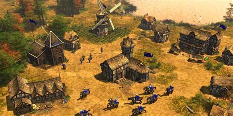 like age of empires 5 epoch spanning like age of empires iii one for