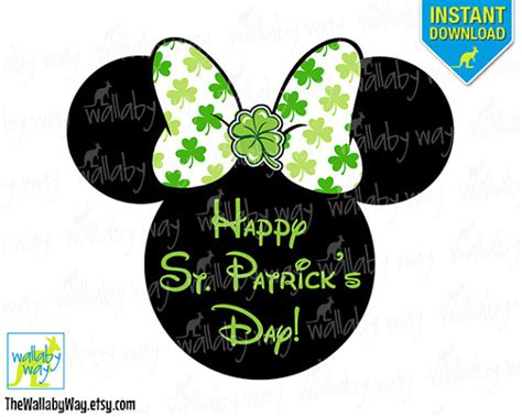 St Minie Mouse mickey and minnie st s day color images