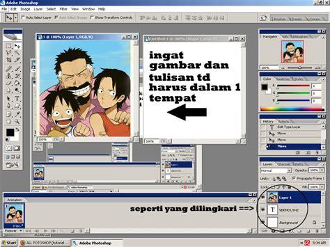 tutorial gambar dalam tulisan tutorial photoshop menaruh gambar ke dalam tulisan