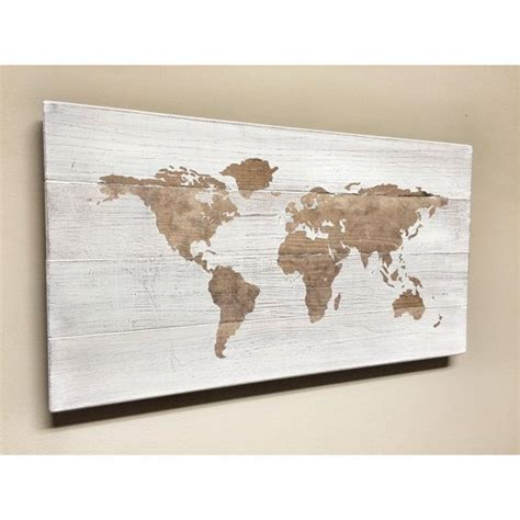 Decorative Wall Maps by 299 Best Images About Home Decor On Rustic