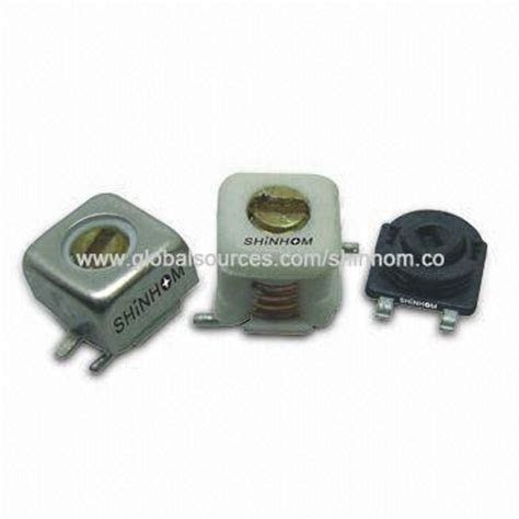 smd variable inductor china smd ift coil and variable inductor suitable for radio communication and remote
