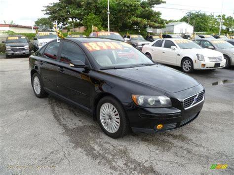 volvo s40 2004 2004 volvo s40 2 4i in black 010539 jax sports cars
