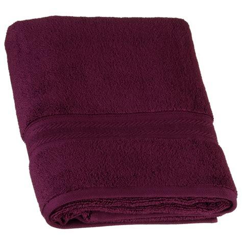 plum bath towels signature zero twist bath towel plum bathroom b m