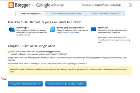 google adsense tutorial android cara mudah daftar google adsense dari blog agar diterima