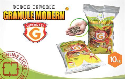 supernasa pupuk organik granule modern toko