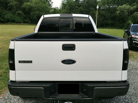 ford f150 tail lights 2008 ford f150 smoked tail lights