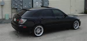 fs ft lexus sportcross hatchback wagon is300 black and