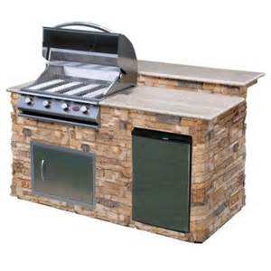 home depot bbq island cal 6 ft grill island with granite top and 4
