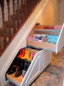 Under Stairs Shoe Storage Ideas by Perfect Under Stairs Storage Ideas For Small Homes