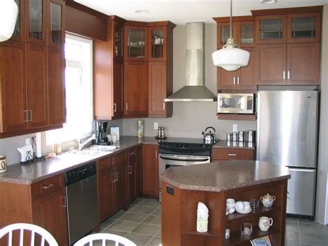 kitchen cabinets maple espresso countertops formica 1000 images about transitional on pinterest cherries