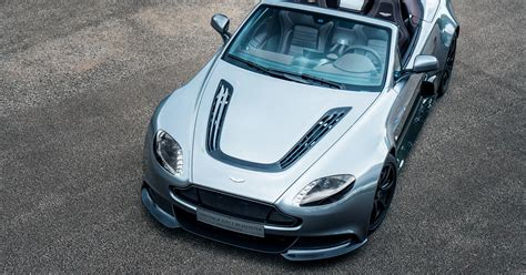 Where Are Aston Martins Made by Aston Martin S Custom Made Roadster Is Most Certainly Not