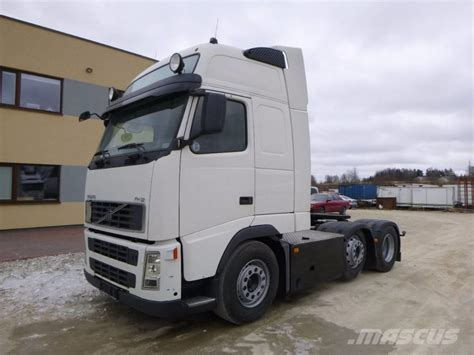 2006 volvo truck tractor used volvo fh12 6x2 4 manual spoilers tractor units year