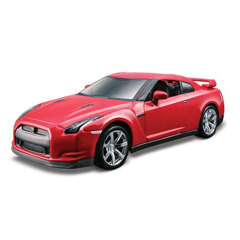 97383 1 32 2009 Nissan Skyline Gt R R35 Fast And Furious Silver nissan gt r quot 2009 quot burago rojo 1 32