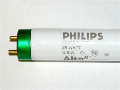 Lu Tl Led 36 Watt Philips philips 25 watt 36 inch t8 warm white fluorescent bulb