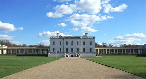 S House Greenwich by Queen S House View From The Mirror