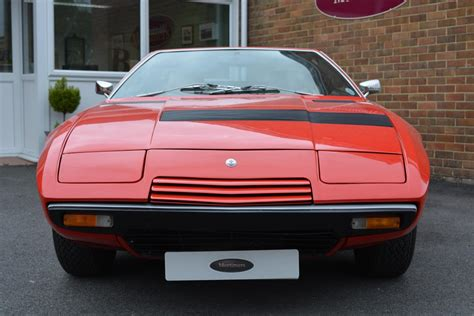 maserati khamsin for sale used 1979 maserati khamsin 4 9 for sale in west sussex