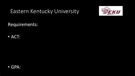 Eastern Kentucky Mba Requirements by 2 1 Experts On Colleges 1