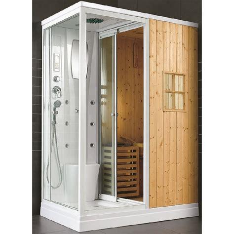 cabine de int 233 grale sauna 150x90 cm