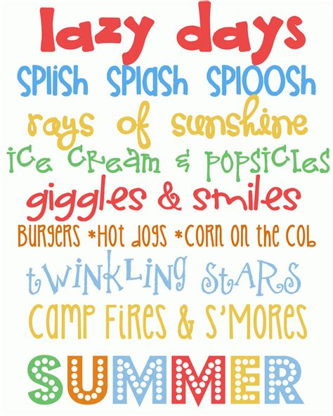 Printable Summer Quotes | funny summer quotes for teachers quotesgram