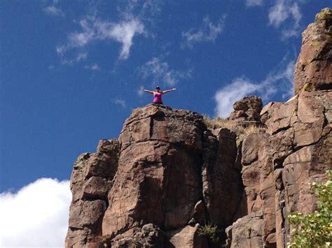 table mountain climbing table mountain rock climbing