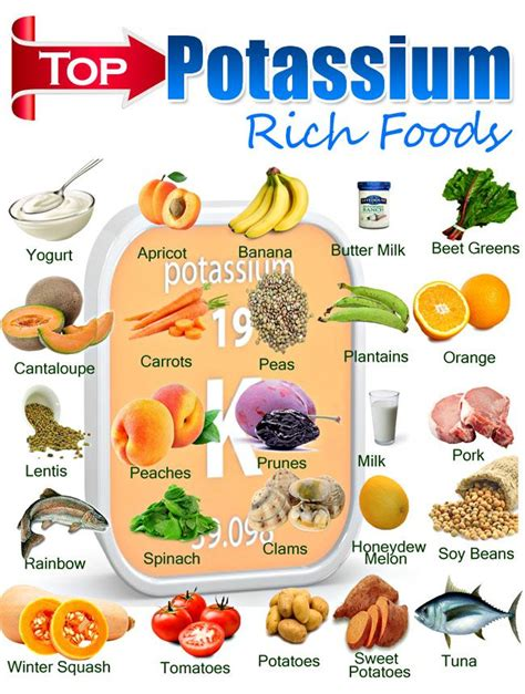 potassium cookbook delicious potassium recipes to add to your daily diet books 10 foods with more potassium than a banana