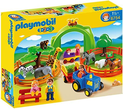 Playmobil 1 2 3 Large Farm best gifts for 3 year favorite top gifts