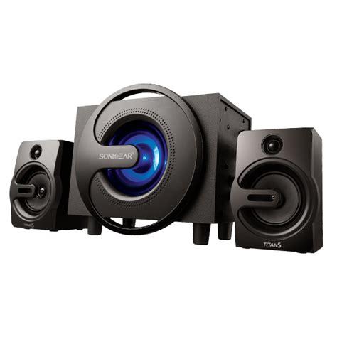 Speaker Simbadda Pmc 283 mini speaker mataharimall