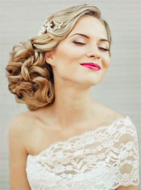 Wedding Hairstyles Updos 2014 by Wedding Updos 2015 Dipped In Lace
