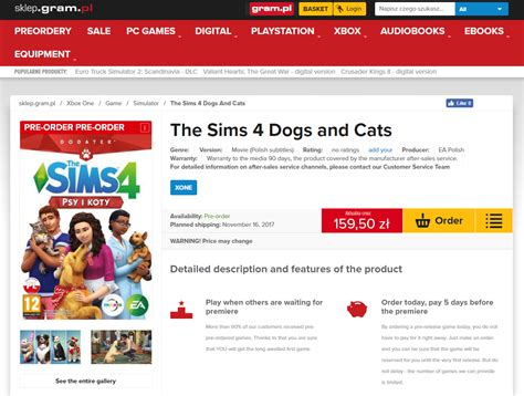 sims  cats dogs expansion coming  ps xbox