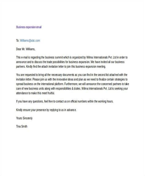 business letter sle free business letter and email sle 28 images business