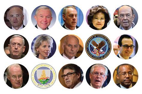 whitehouse gov administration cabinet donald cabinet picks for white house