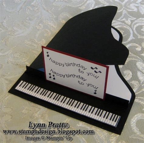 Piano Keyboard Pop Up Card Template by Piano Card By Lpratt At Splitcoaststers