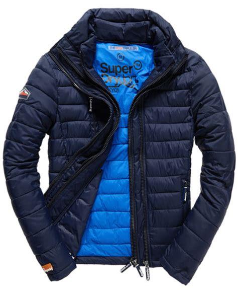 Jaket Anbu Zipper Navy Doubel Zipper 1 mens fuji zip jacket in midnight blue superdry