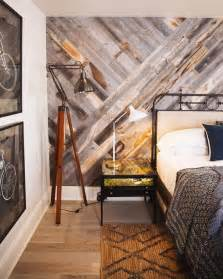 30 Wood Accent Walls To Make Every Space Cozier Digsdigs Rustic Contemporary Bathrooms