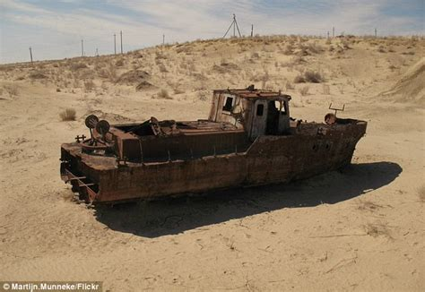 big boat rust pictured the eerie rusting 50 year old ghost ships which